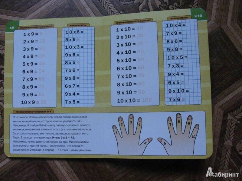 Как выучить таблицу умножения ребенку быстро и легко за 5 минут + таблица умножения в стихах для детей а. усачева | семья и мама