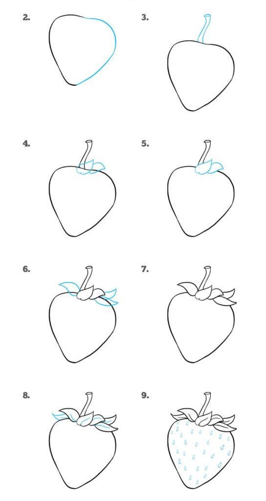 Нод по изобразительной деятельности «фрукты в разрезе» для детей 6–7 лет. воспитателям детских садов, школьным учителям и педагогам - маам.ру