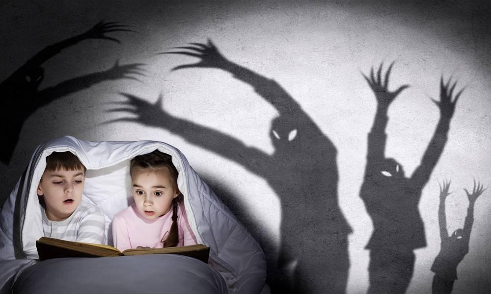 Как помочь ребенку победить страх