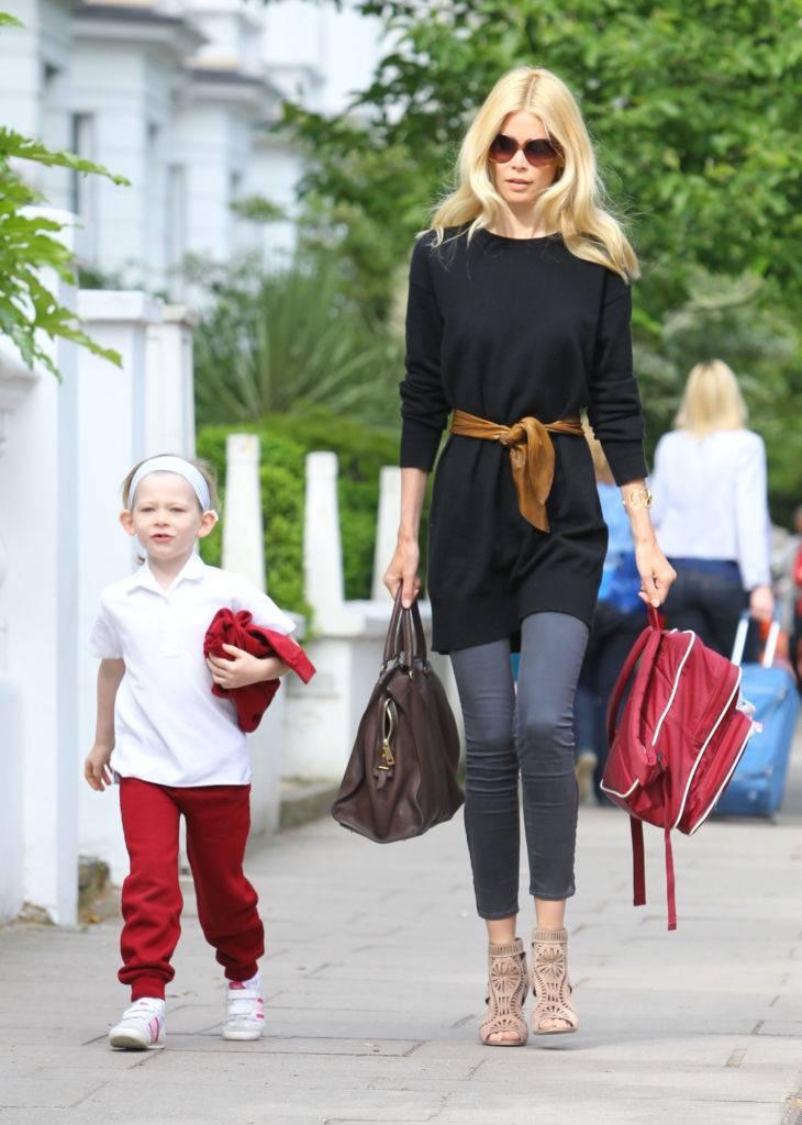 Как маме одеться на 1 сентября: варианты удачных образов