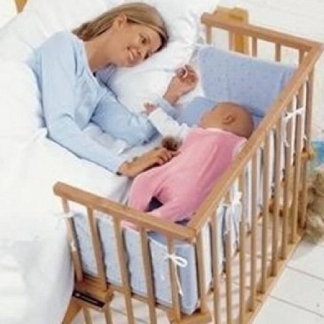 Что мешает малышу спать одному и как приучить ребенка к своей кроватке
