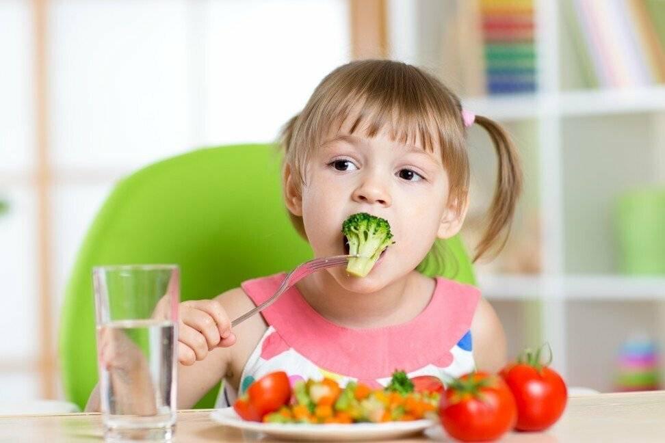 Как приучить детей есть овощи - 12 практических советов - калоризатор