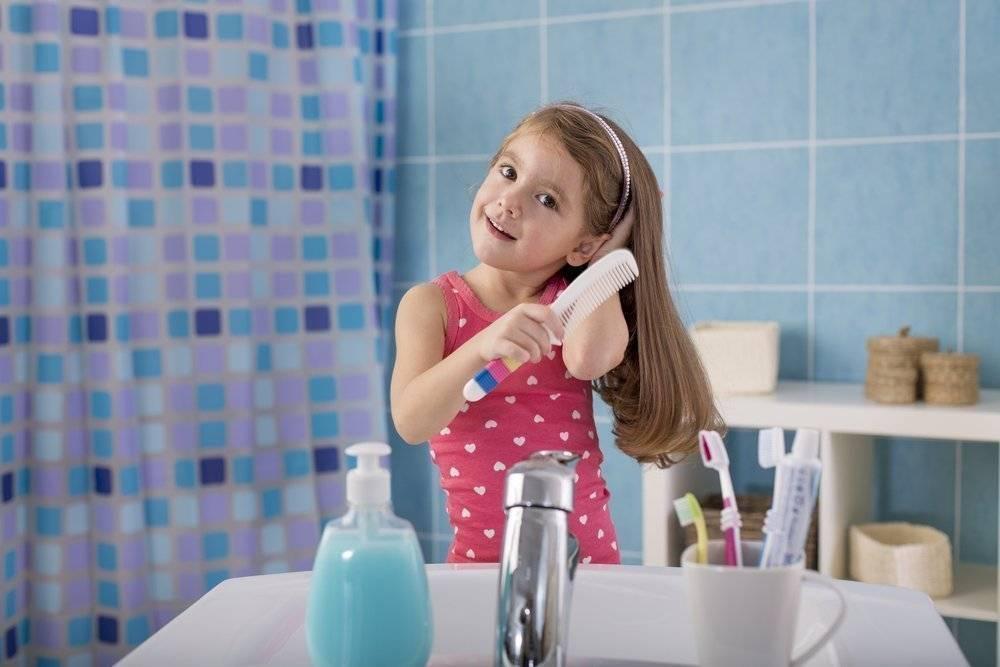 Правила личной гигиены для детей
