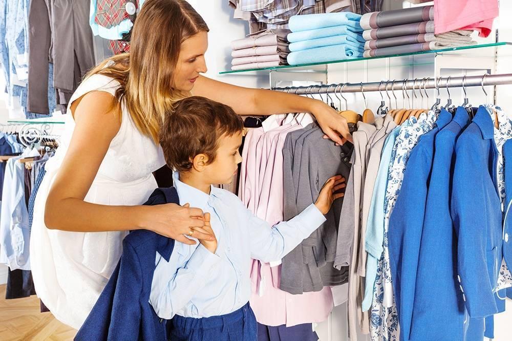 Кто должен выбирать одежду для ребенка?