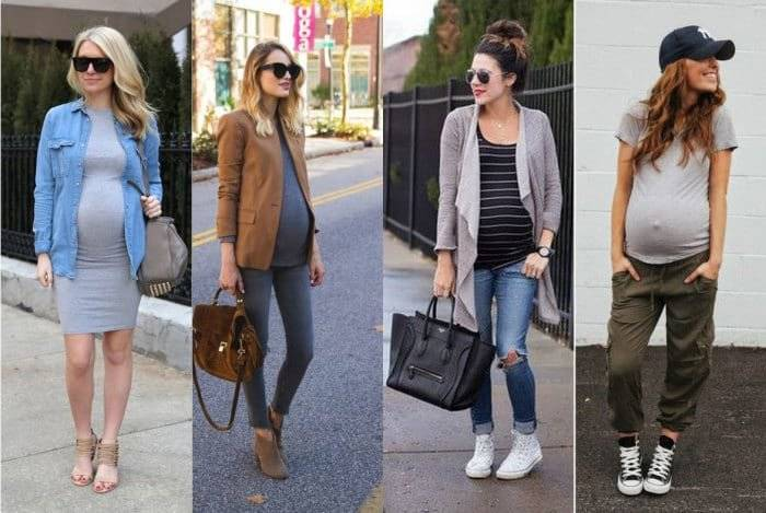 Полезные советы беременным при выборе стильного гардероба – что с чем носить и как правильно выбрать одежду?