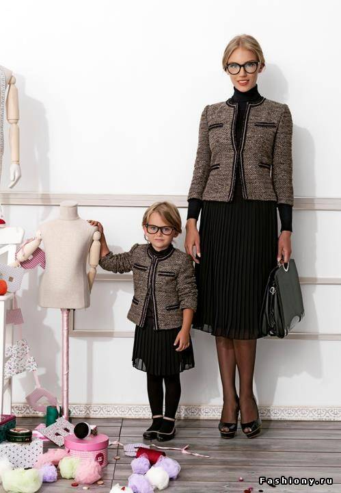 Как маме одеться на 1 сентября, чтобы образ получился действительно впечатляющим