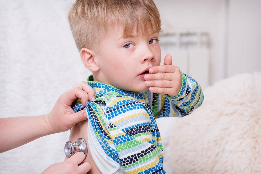 Почему дети кашляют: виды кашля, причины и лечение