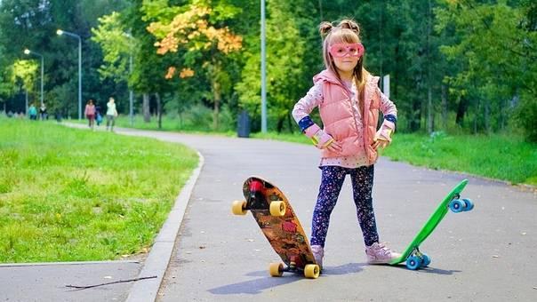 Как выбрать скейтборд для детей от 5 лет?