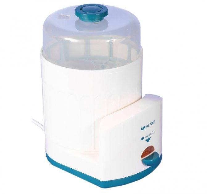 Стерилизатор для бутылочек: принцип стерилизации, какой лучше выбрать (паровой или электрический)