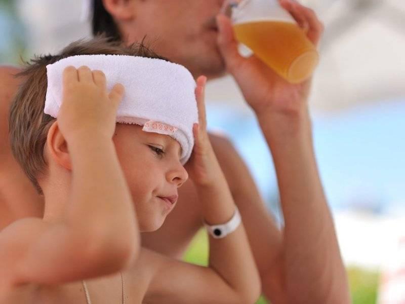 Малыши под летним солнцем: как приручить жару