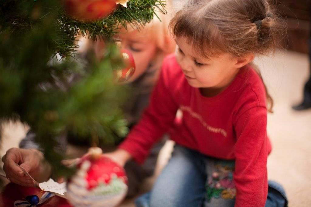 Где провести новый год с ребенком - советы для родителей