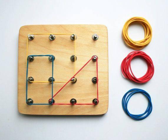 Развивающие игрушки по методике монтессори своими руками