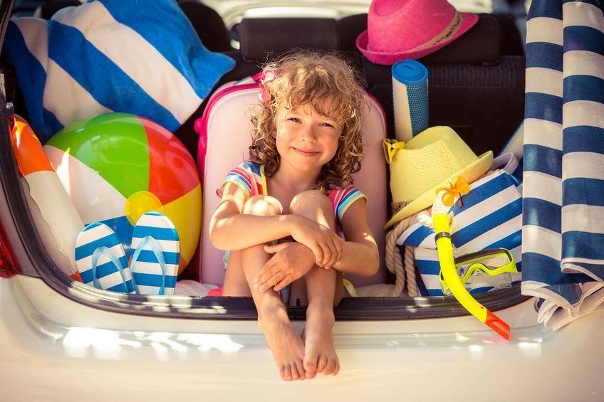 Отдых с ребенком на море - практические советы