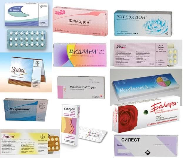 Выбор контрацептива с учетом возраста - причины, диагностика и лечение