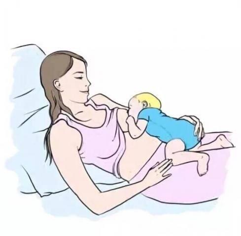 Позы для кормления грудью. как правильно кормить ребенка грудью: прикладывание и позы