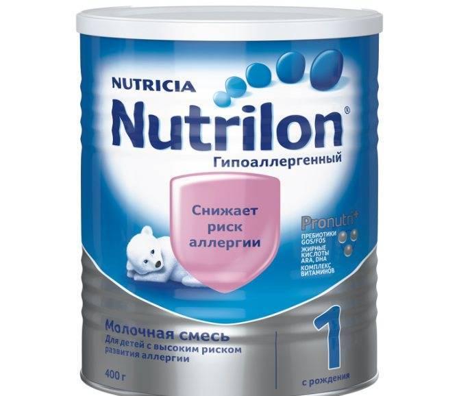 Детские сухие смеси nutrilon - искусственное вскармливание - страна мам