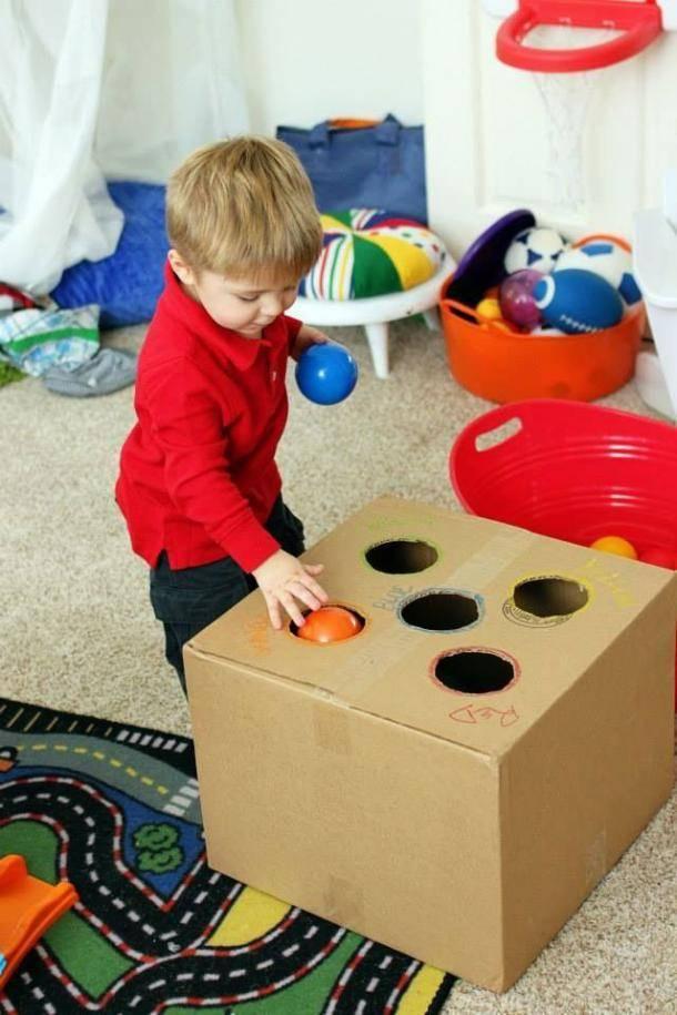 Интересные развивающие игры с ребенком 3-5 лет дома