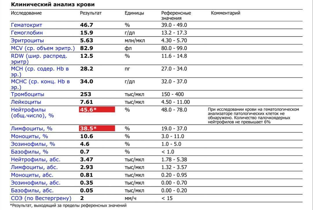 Анализ крови на холестерин -расшифровка липидограммы