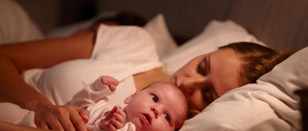 Ночные пробуждения детей: когда родителям следует беспокоиться