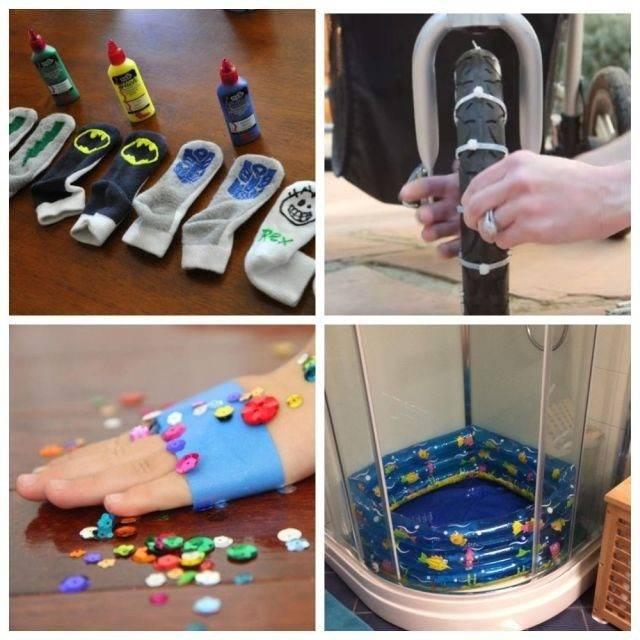 19 лайфхаков для родителей: уборка, игры, безопасность - игры, развитие и обучение детей от 3 до 7 лет