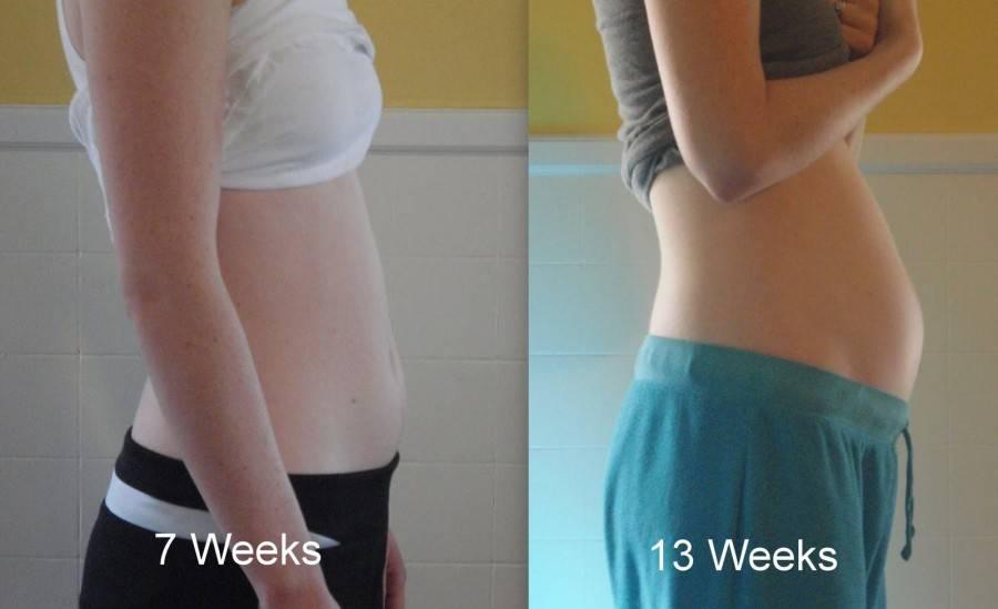 Подробные рекомендации на 8-й неделе беременности