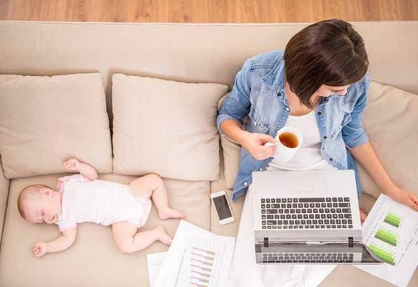 Как воспитывать ребенка, если у вас не хватает на это времени