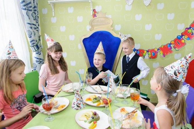 Сценарии день рождения ребенка 1 год. как провести первый день рождения девочки мальчика