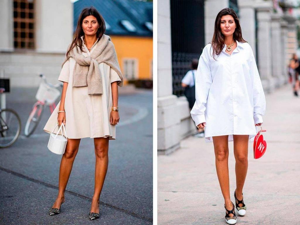 Модная и стильная одежда для беременных (60 фото образов)