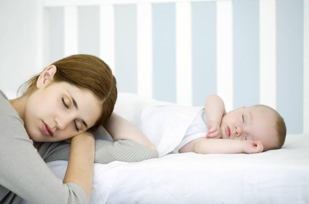 Как быстро уложить грудного ребенка спать днем и ночью: 9 методик и 7 условий для крепкого сна от доктора комаровского