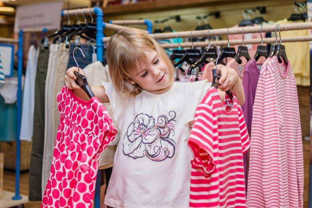 Собираем базовый гардероб ребенку: в садик и на прогулку.