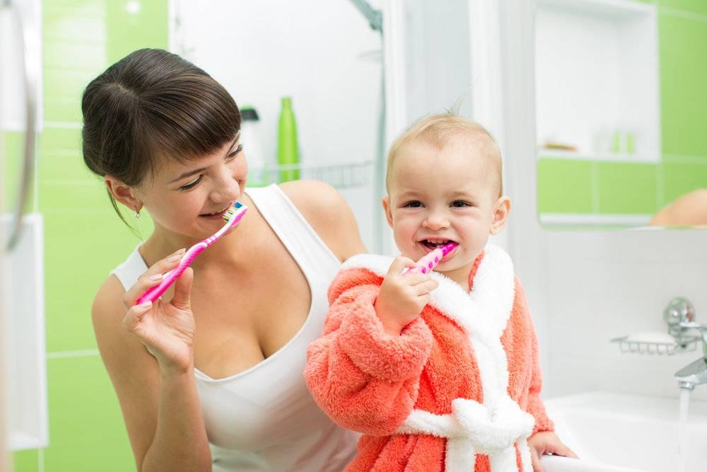 В доме грудничок: что нужно знать родителям?