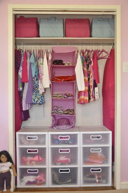 Как создать идеальный порядок в детской комнате: полезные советы