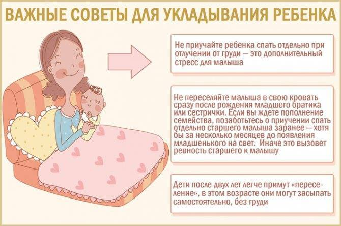 Как уложить ребенка спать без укачиваний и слез: распорядок дня и ритуалы