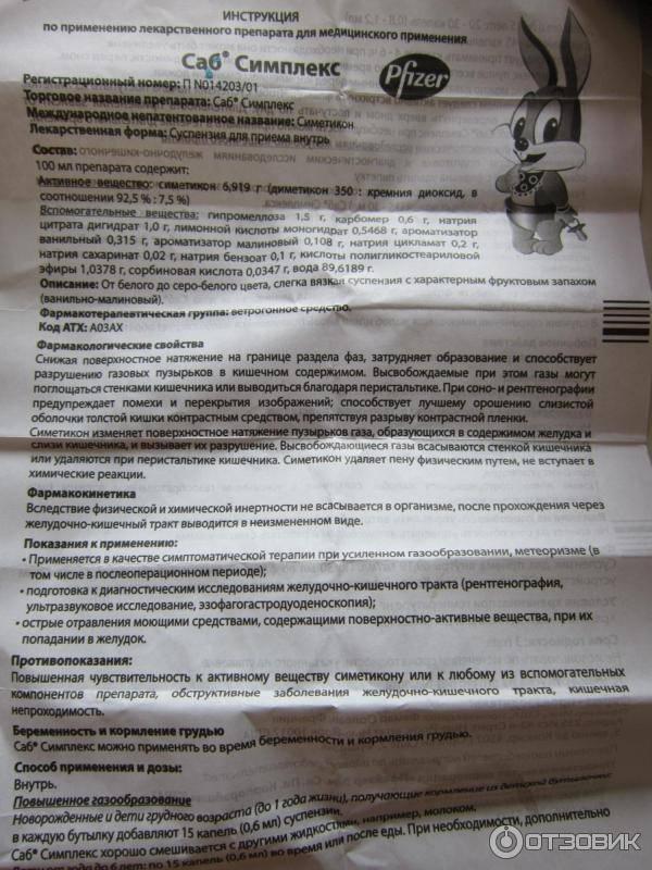Саб симплекс (суспензия, 30 мл) - цена, купить онлайн в санкт-петербурге, описание, отзывы, заказать с доставкой в аптеку - все аптеки