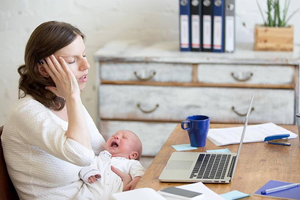 Секреты всеуспевания для работающих мам