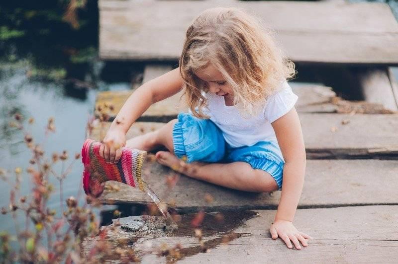 10 вещей, которые ваш ребенок должен знать и уметь к 10 годам