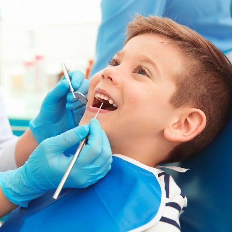 Удаление молочных зубов у детей цены в москве