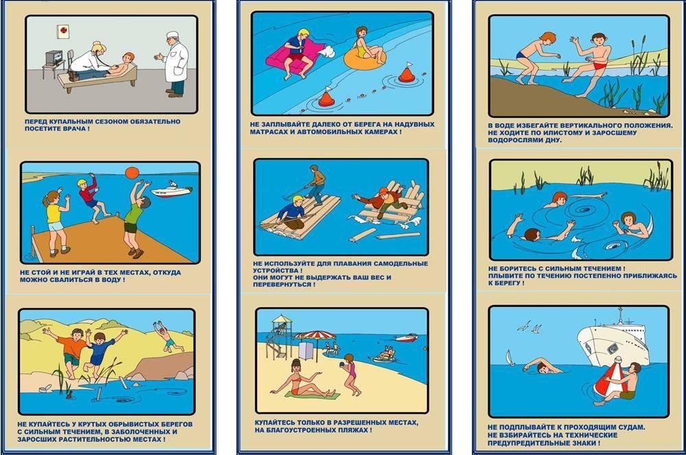 Безопасность ребёнка на пляже|ваш ребенок