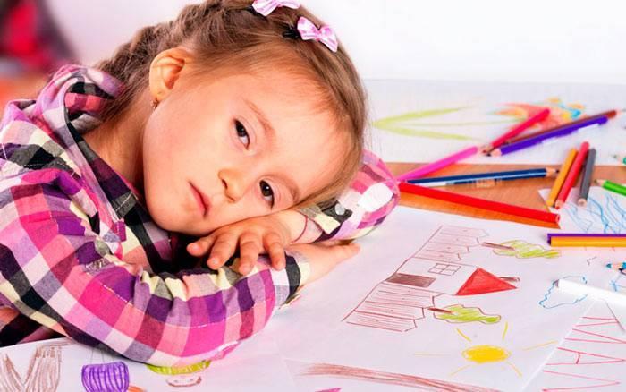 Синдром дефицита внимания и гиперактивности у ребенка: что делать родителям?