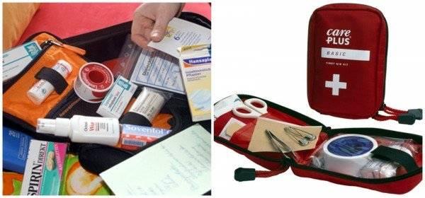 Аптечка для грудничка: подробный список в дорогу, на море и на дачу