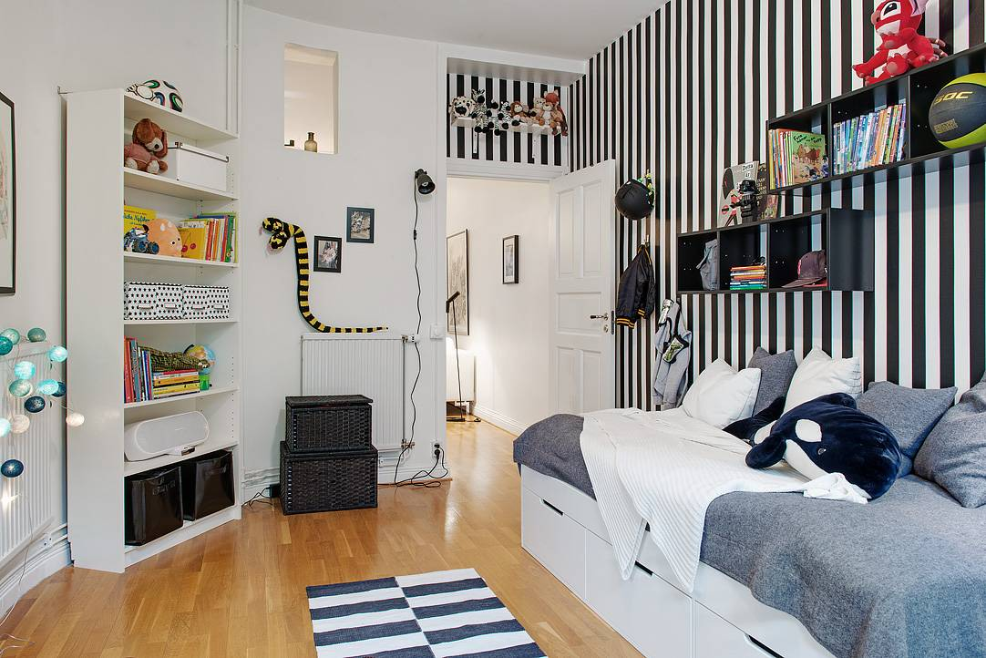 Комната для подростка - 6 правил, 5 идей и 74 фото (реальные)