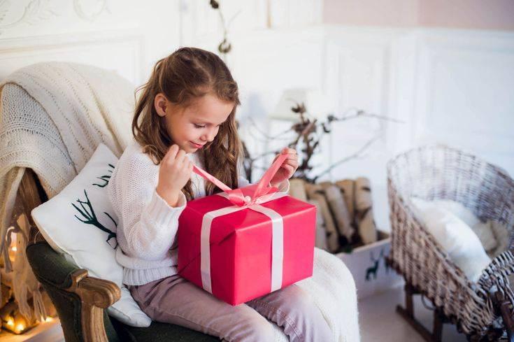 Подарки детям: советы психолога