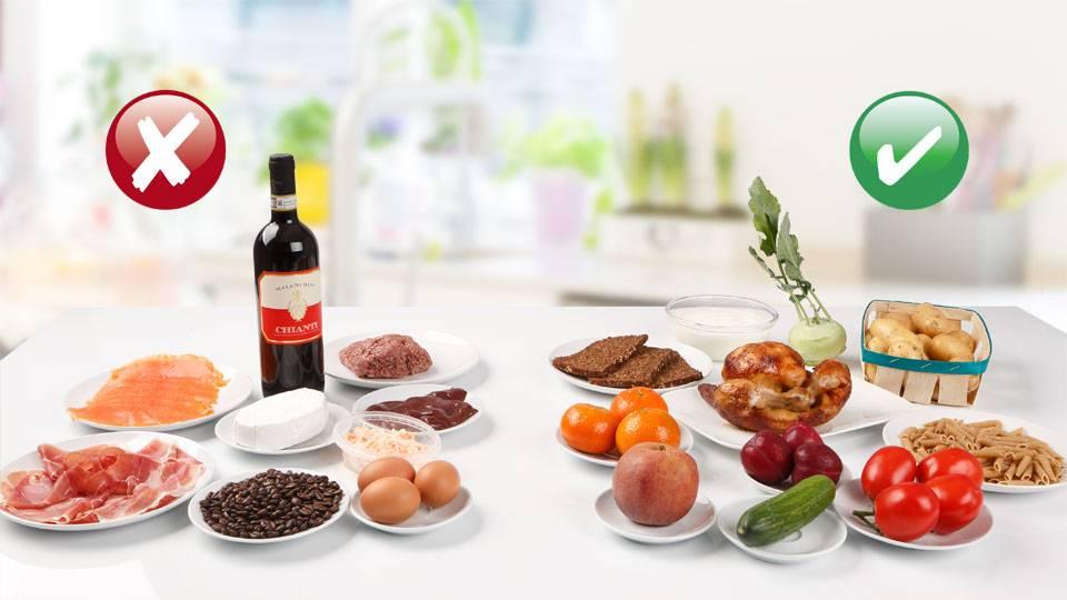 Общие рекомендации по диете для беременных. размер порции для беременной. сколько нужно есть беременной мяса и овощей