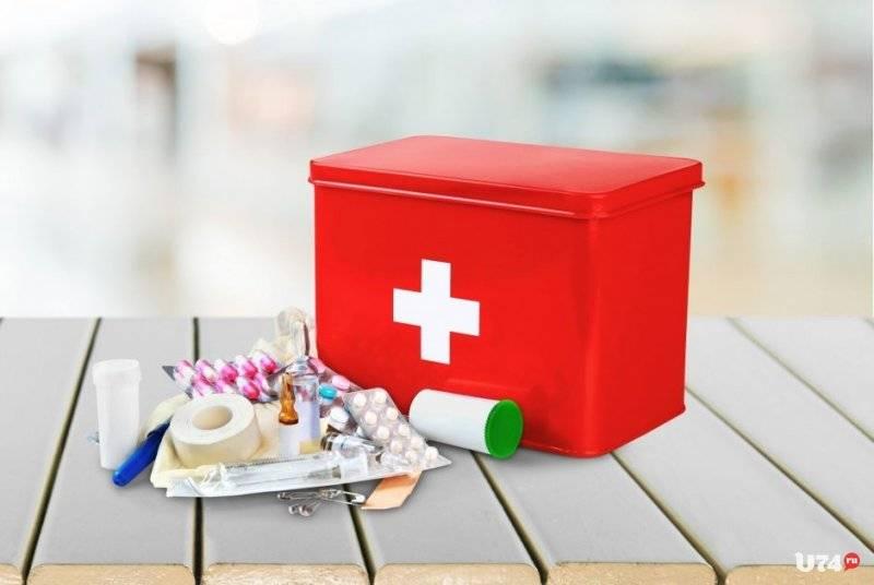 Аптечки лпу в процедурном кабинете состав 2019 2020 неотложная помощь