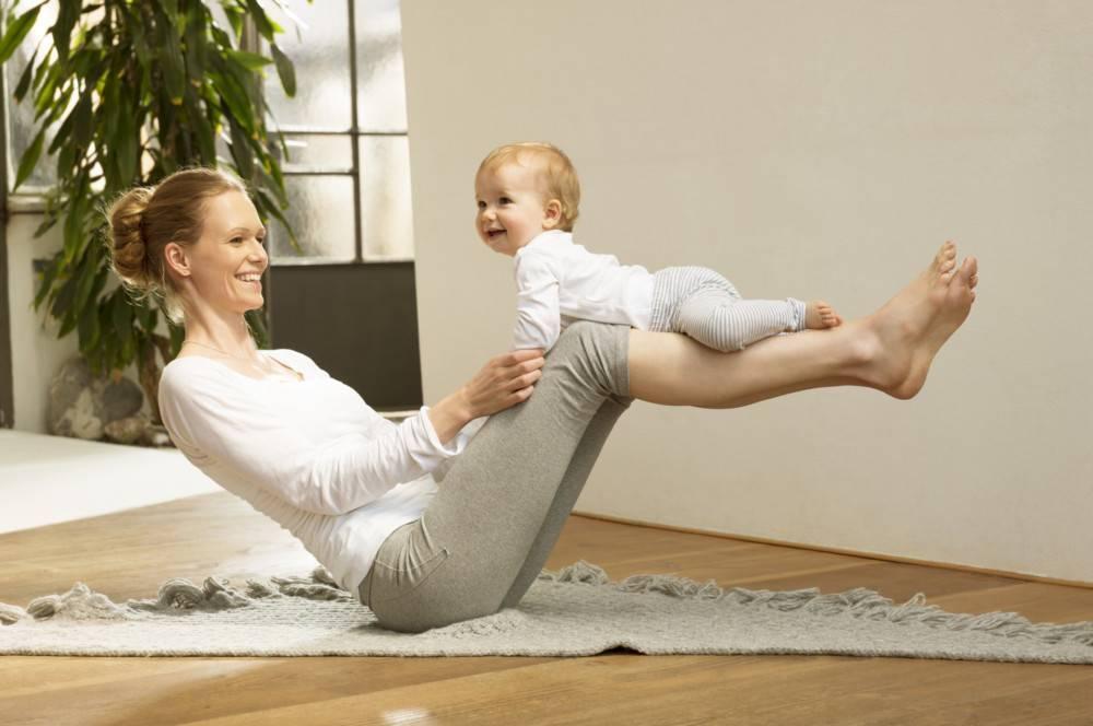 Как похудеть после родов :: как правильно ::  «живи!