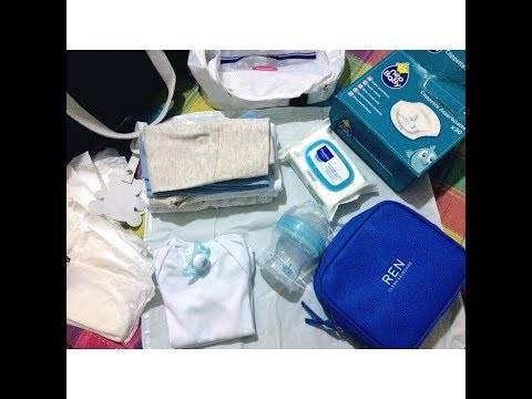 Что надо брать в роддом? готовим «тревожный чемоданчик» вместе