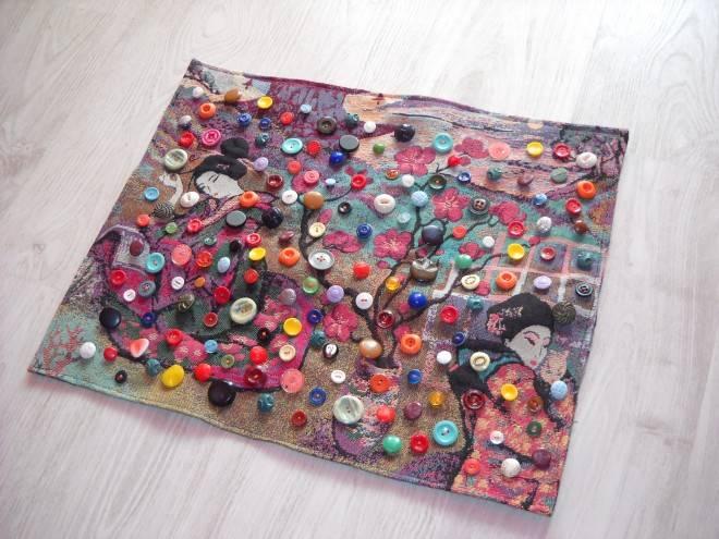 Массажный коврик для детей своими руками - для чего?