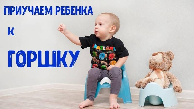 Как приучить ребёнка к горшку - правильная инструкция!