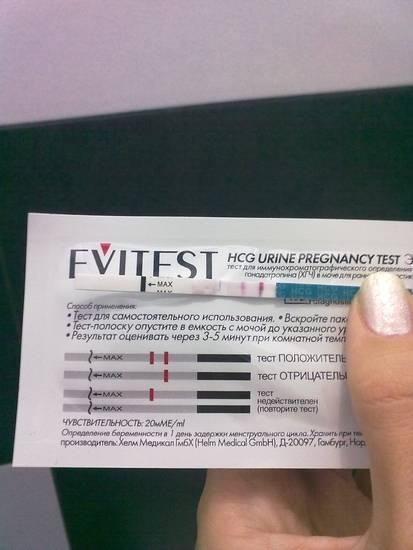Тест на беременность. как он работает? когда и как делается? виды теста на беременность