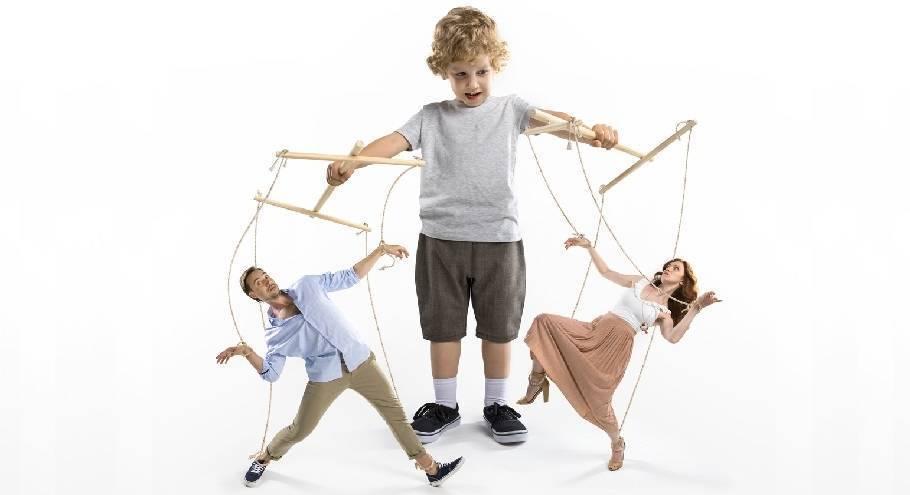 Как совладать с маленьким манипулятором: советы родителям